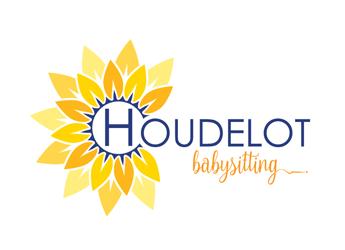 sunflower daycare babysitting logo