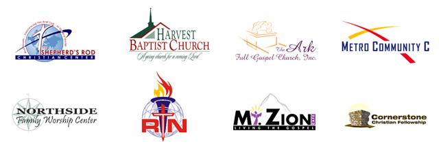 Top Logo Design » Church Logos Design - Creative Logo Samples and ...