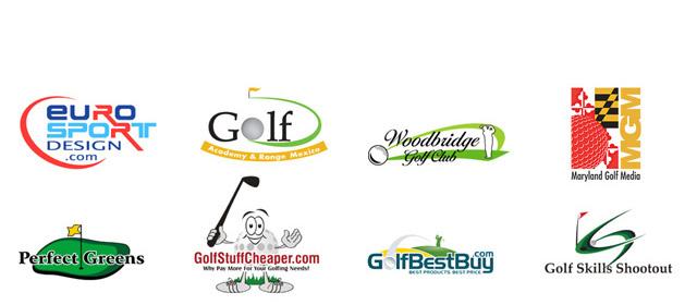 Golf Logo Designs